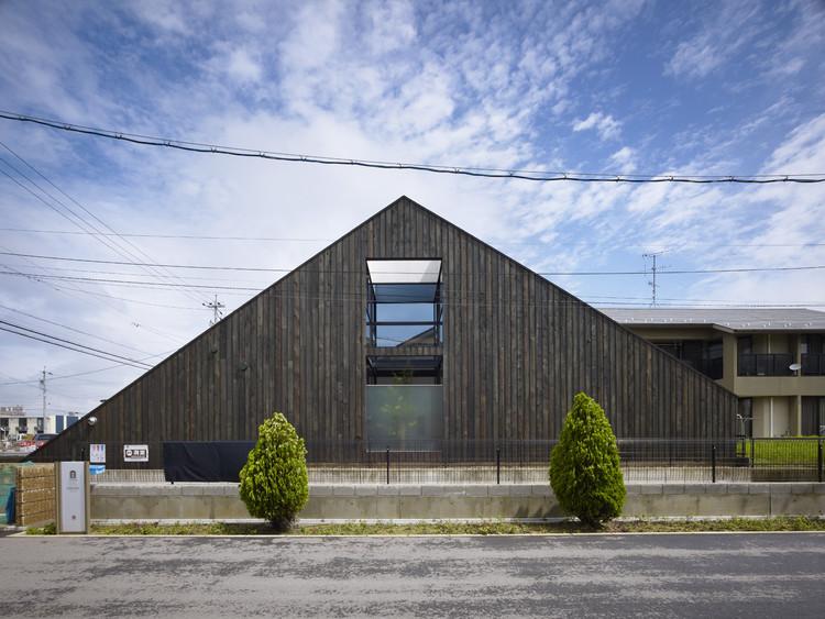 Ogaki House / Katsutoshi Sasaki + Associates, © Toshiyuki Yano