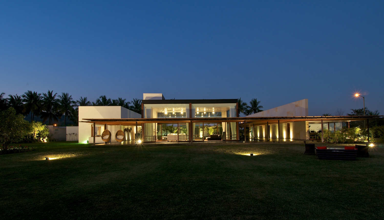 Khadakvasla House / SPASM Design Architects, © Sebastian Zachariah