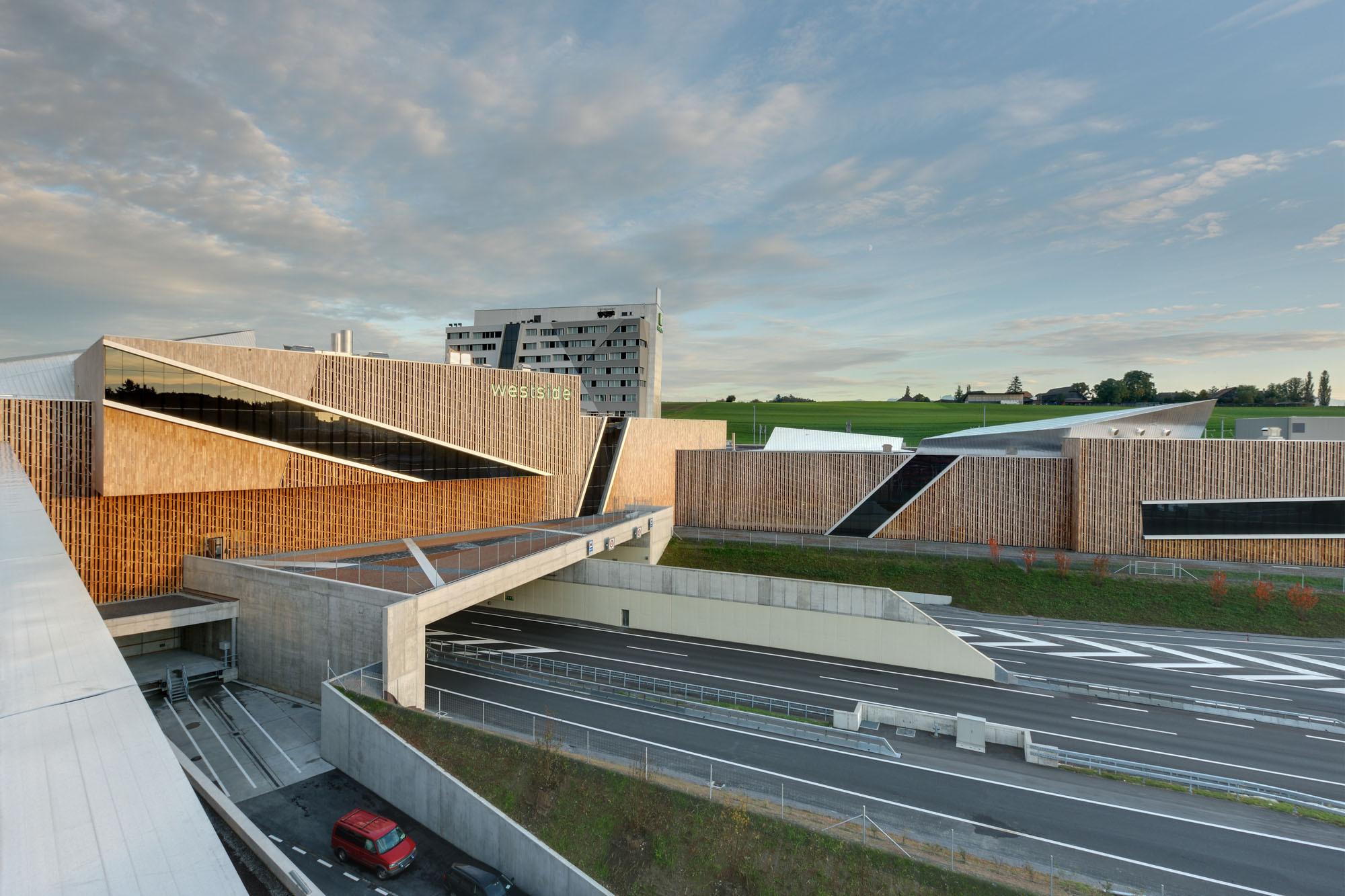 Westside Bruennen / Daniel Libeskind, © Daniel Libeskind
