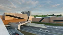Westside Bruennen / Studio Libeskind