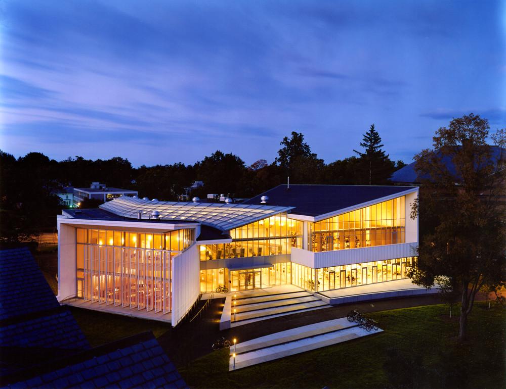 Smith College Campus Center / Weiss Manfredi, © Jeff Goldberg/Esto