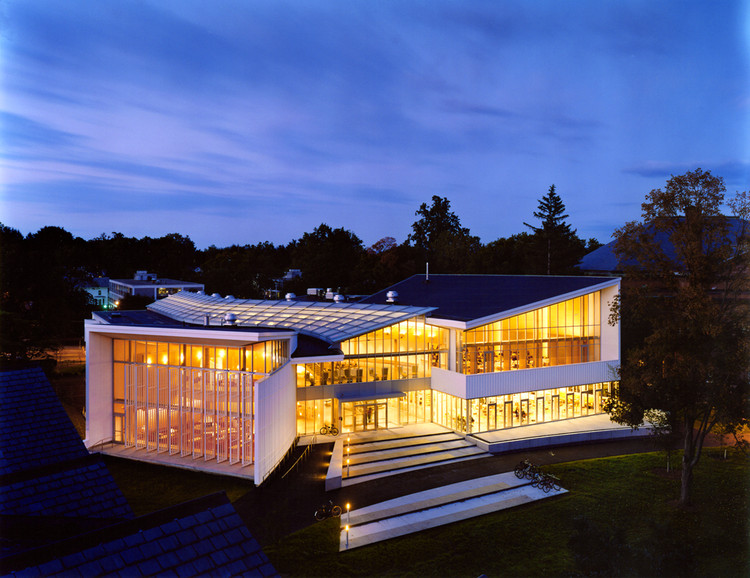 Smith College Campus Center / Weiss/Manfredi, © Jeff Goldberg/Esto