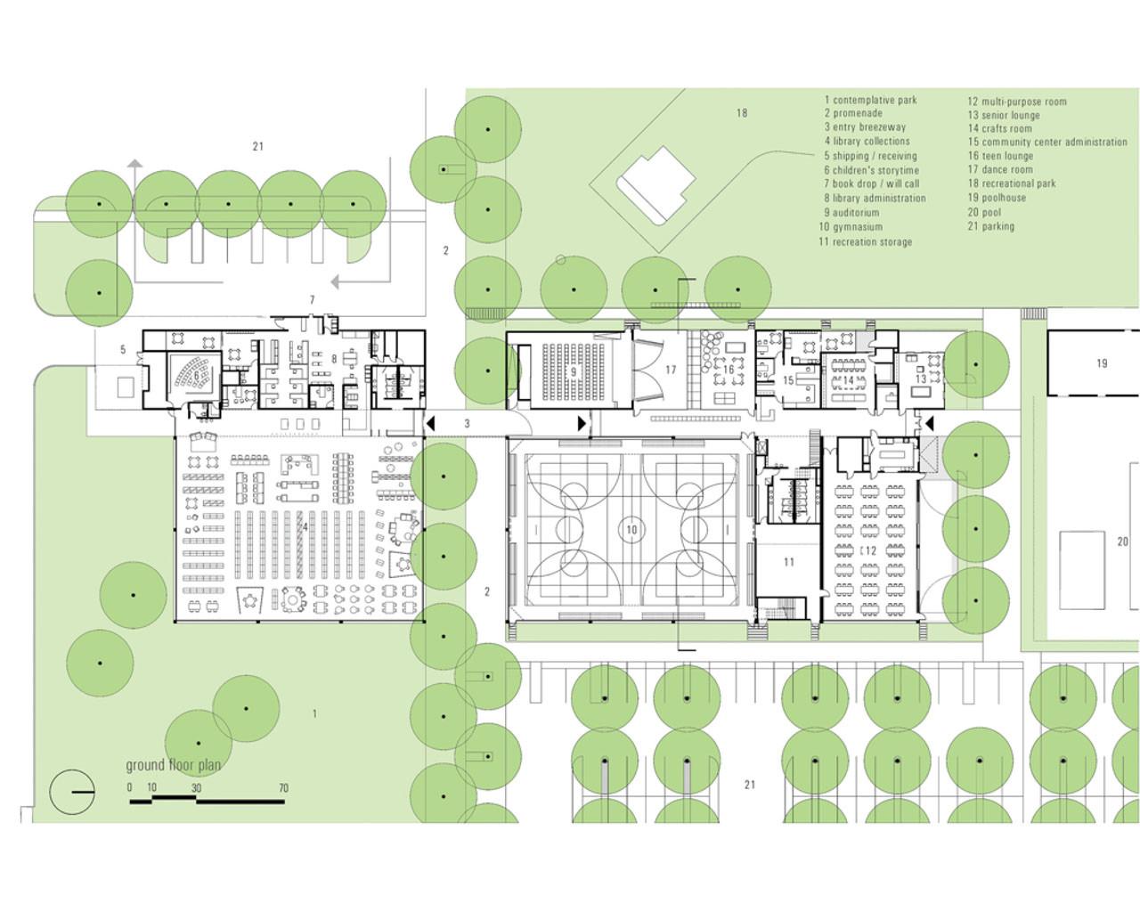 public library design standards pdf