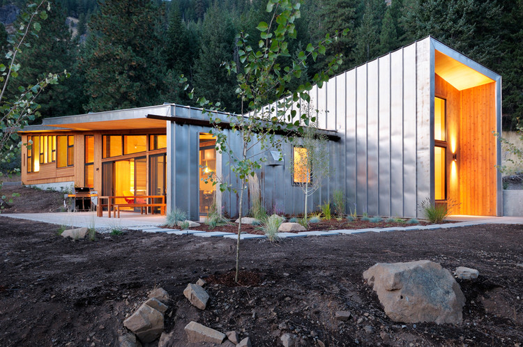 Miner's Refuge / Johnston Architects, © Will Austin Photography