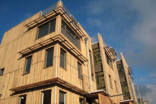 Courtesy of  johnston architects