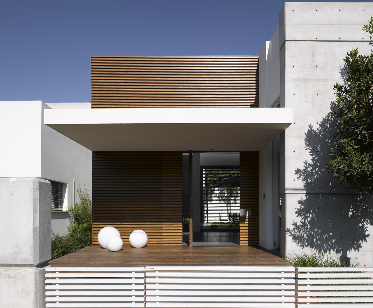 eHouse / Axelrod Architects, © Amit Geron