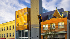 Liberty Medical Center / Front Studio Architects
