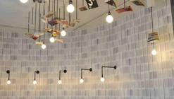 McNally Jackson Cafe / Front Studio Architects