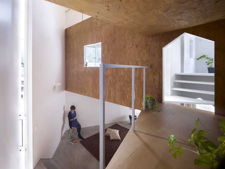 House In Fukawa / Suppose Design Office