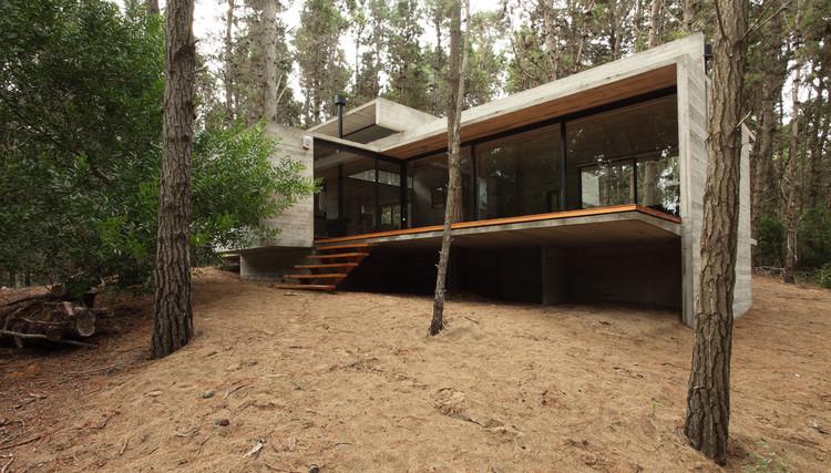 JD House / BAK Arquitectos, © Gustavo Sosa Pinilla