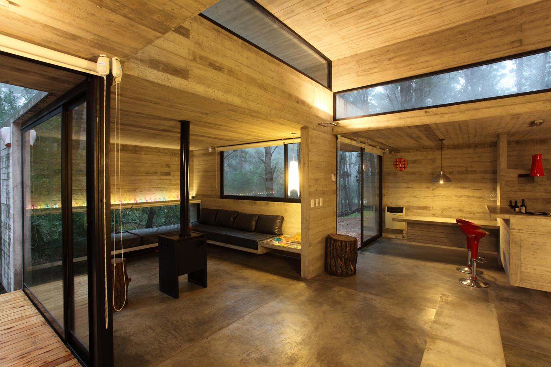 Gallery of jd house bak arquitectos 12 - Arquitectos de interiores famosos ...