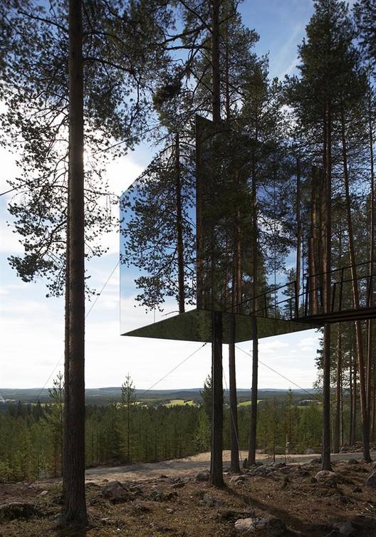 Tree Hotel / Tham & Videgård Arkitekter, © Åke E:son Lindman
