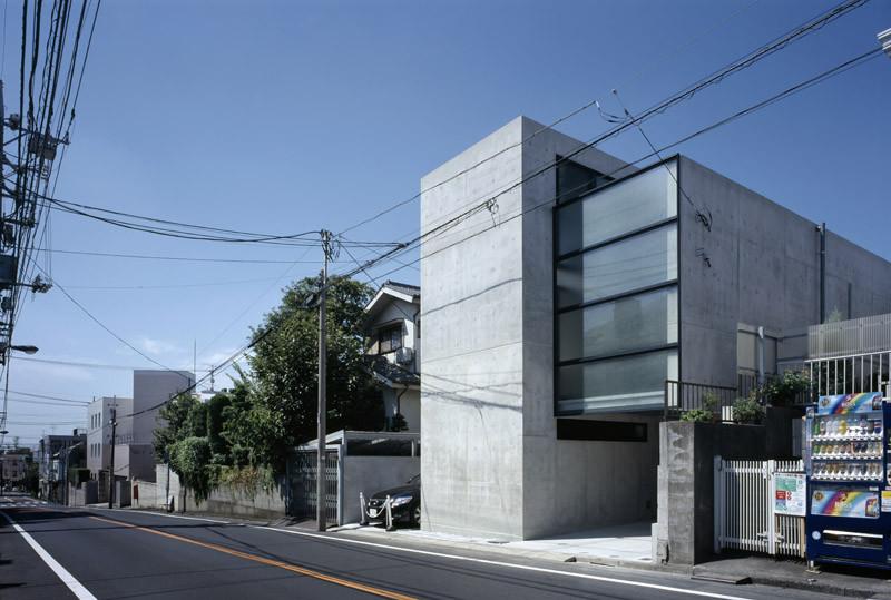 Knot House / Apollo Architects & Associates, © Masao Nishikawa