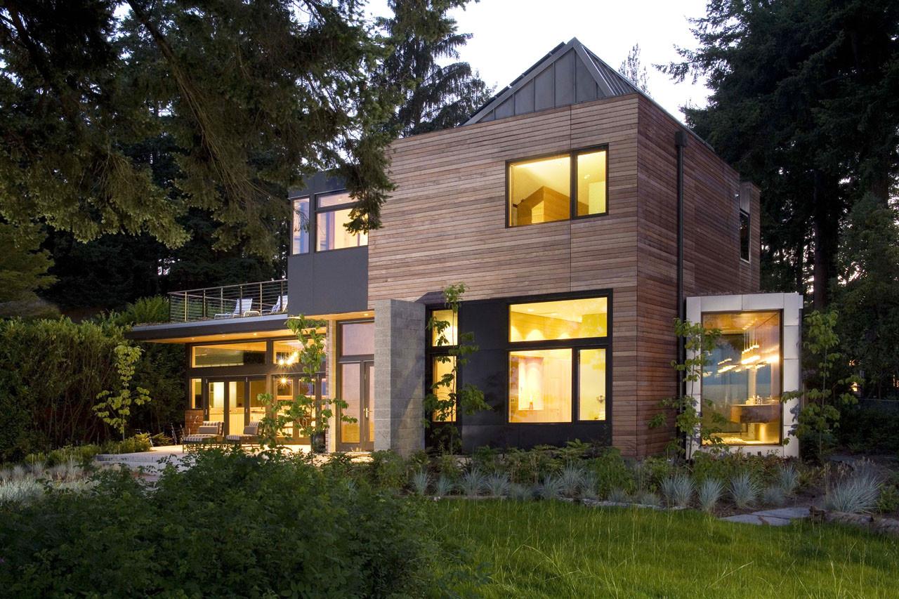 Ellis Residence / Coates Design, © Roger Turk/Northlight Photography