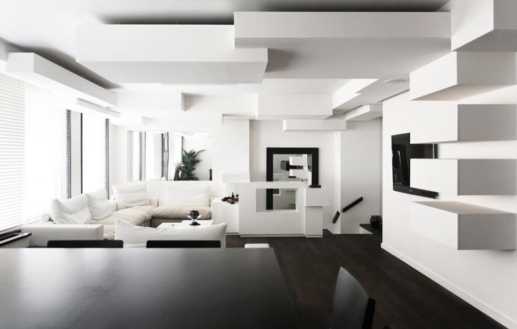 Apartment in Paris / Pascal Grasso Architectures, © Nicolas Dorval-Bory