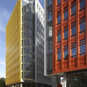 Central St. Giles Court / Renzo Piano + Fletcher Priest Architects