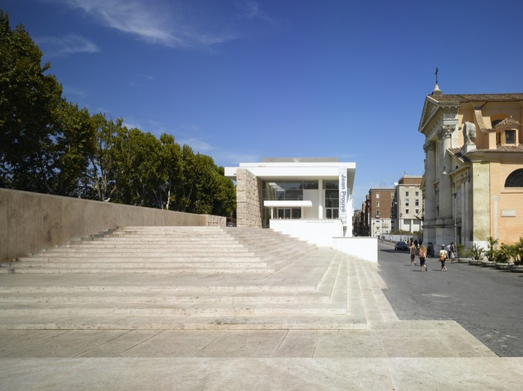 Ara Pacis Museum / Richard Meier & Partners, Courtesy of Richard Meier & Partners Architects, Roland Halbe