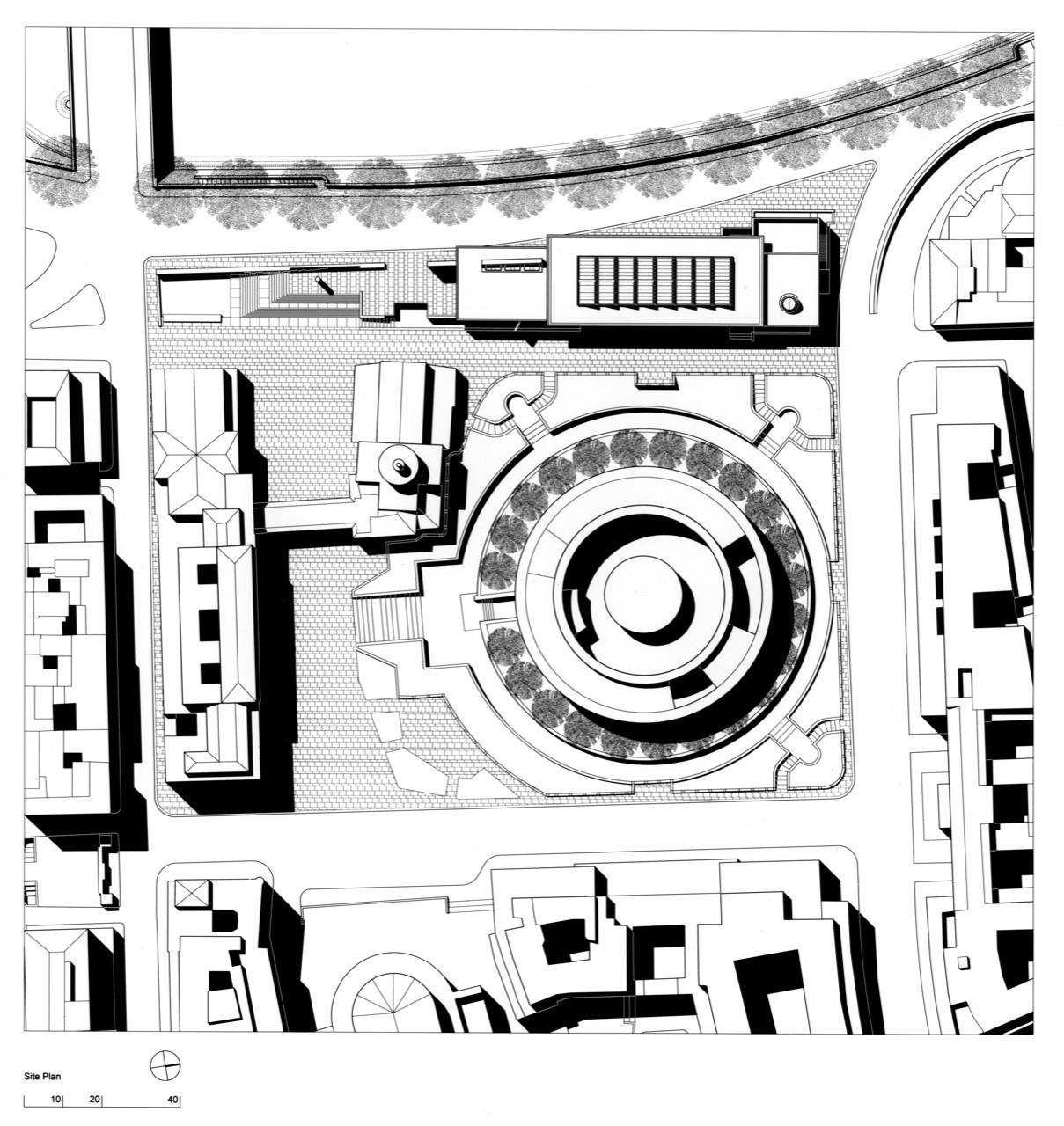 Gallery Of Ara Pacis Museum Richard Meier Amp Partners 8