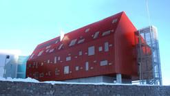 Goldenkey Ski Hotel / LEA Invent