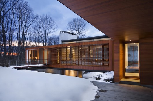 Bridge House Joeb Moore Partners Architects Archdaily