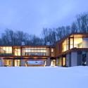 Bridge House / Joeb Moore + Partners Architects