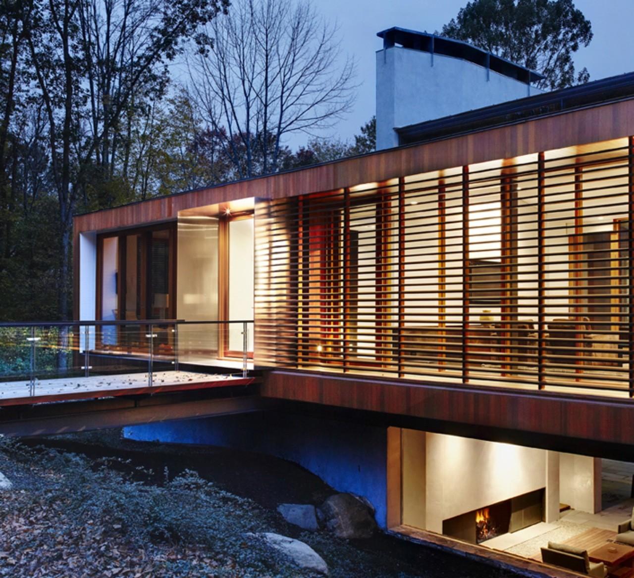 Bridge House By Junsekino Architect And Design: Gallery Of Bridge House / Joeb Moore + Partners Architects