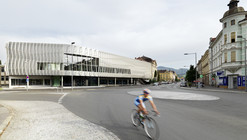 Montan University Leoben / Gangoly & Kristiner Architekten