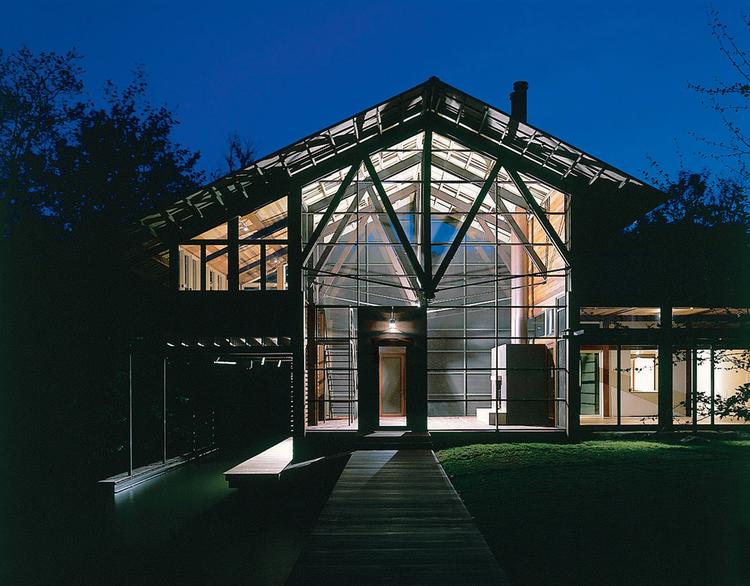 Lake Austin Residence / Lake|Flato Architects, © Hester + Hardaway