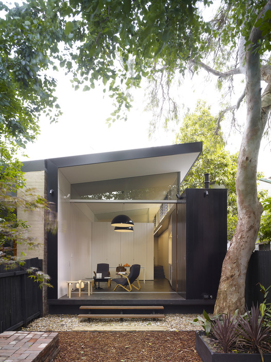 Haines House / Christopher Polly Architect, © Brett Boardman