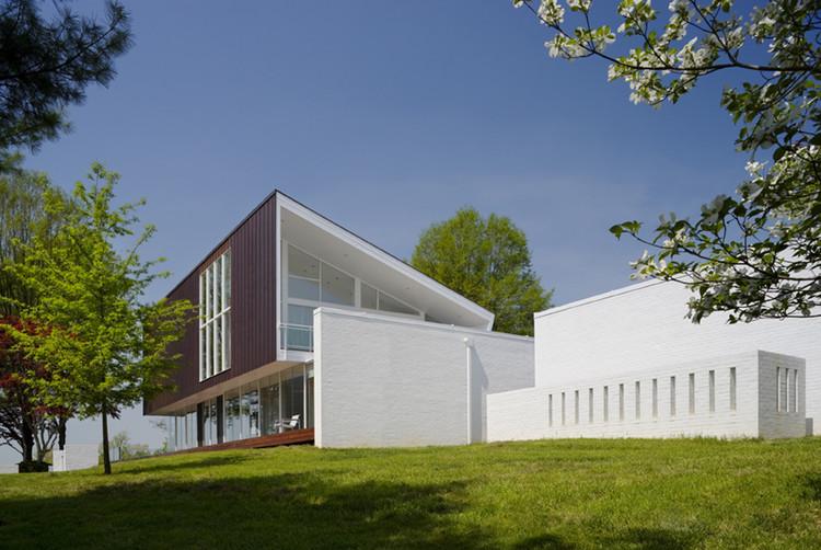 Buisson Residence / Robert Gurney Architect, © Paul Warchol