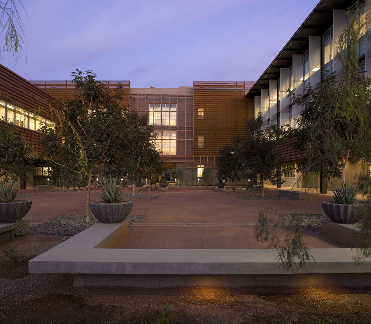 Gallery of asu polytechnic campus lake flato architects for Rsp architects