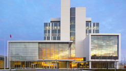 Durham Consolidated Courthouse / WZMH Architects