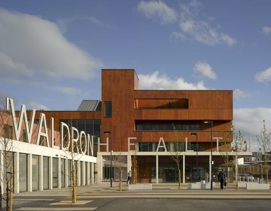 Waldron Health Centre / Henley Halebrown Rorrison, © Nick Kane