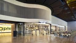 CGV Gold Class Lounge / URBANTAINER