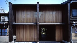 Kyoto-Model: A House With 3 Walls / Miwako MASAOKA + Takeshi IKEI + Shigenori Uoya Architects and Associates