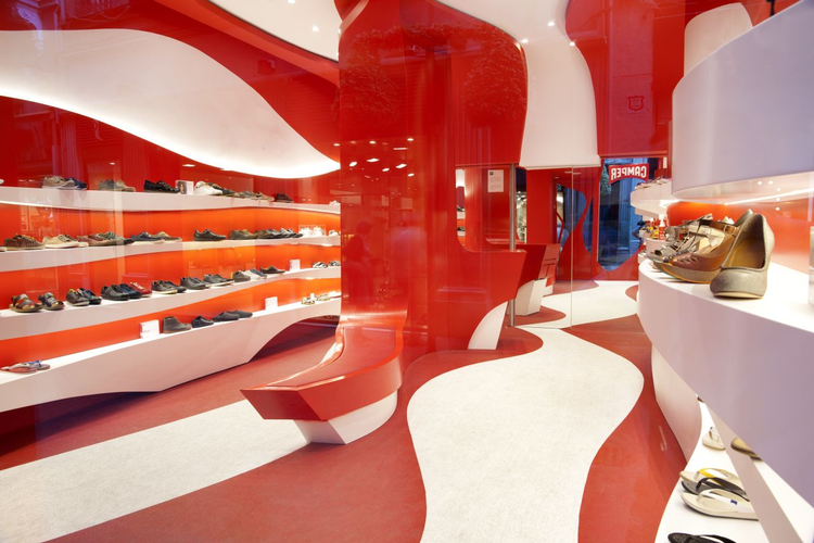 Store reform / A-cero, © Juan Sánchez