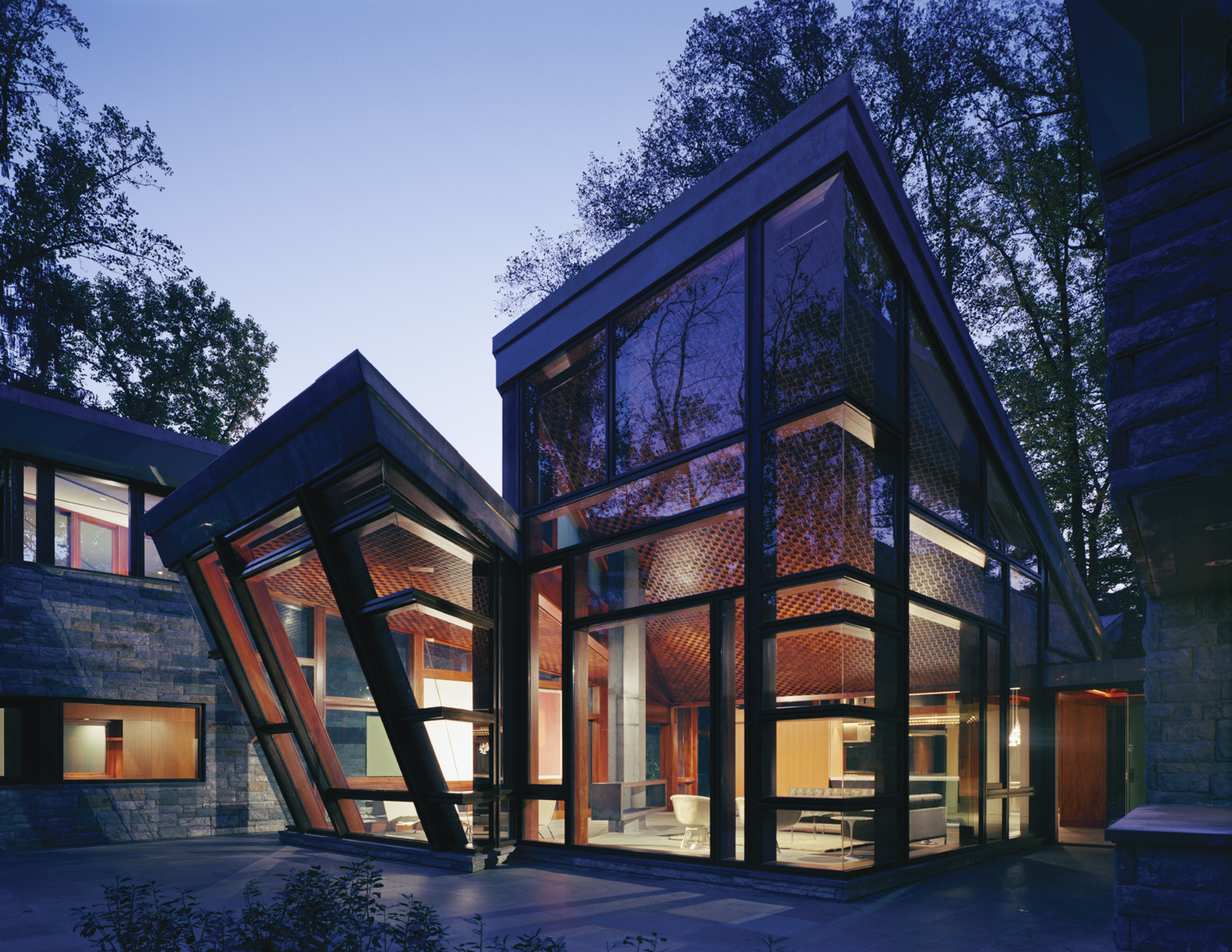 Glenbrook Residence / David Jameson Architect, © Paul Warchol Photography
