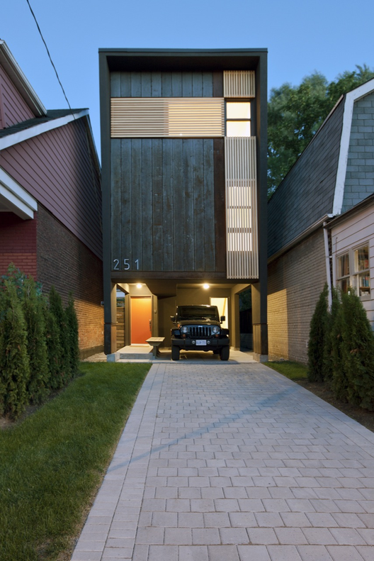 Shaft House / rzlbd, © borXu Design