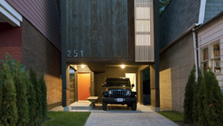 Shaft House / rzlbd
