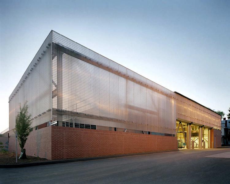 Central Energy Plant / Spillman Farmer Architects, © Steve Wolfe Photography