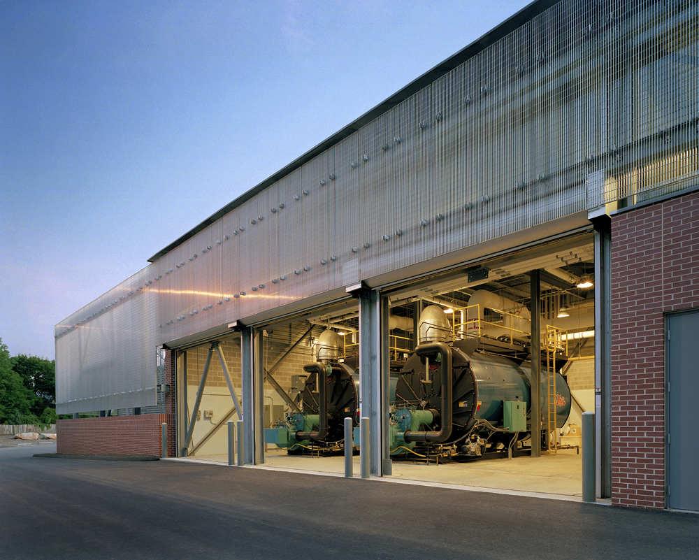 Gallery Of Central Energy Plant Spillman Farmer