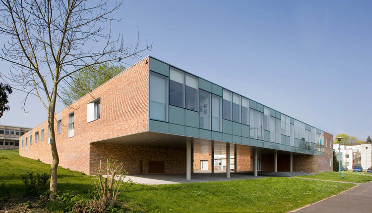 University Offices of Haute Alsace / Atelier Zündel & Cristea