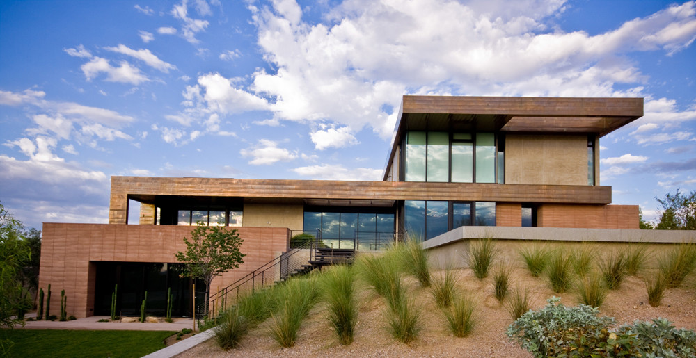 Copper Haus / assemblageSTUDIO, © Drew Gregory