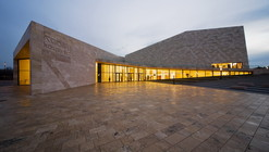Kodály Centre / Építész Stúdió