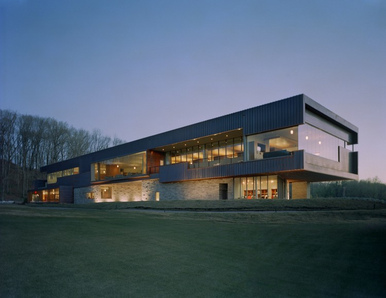 Blessings Golf Clubhouse and Guardhouse / Marlon Blackwell Architect, © Tim Hursley
