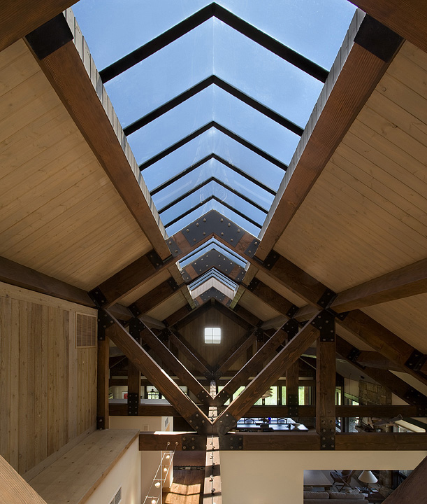 Franktown Ranch / Sexton Lawton Architecture, © Raul J. Garcia