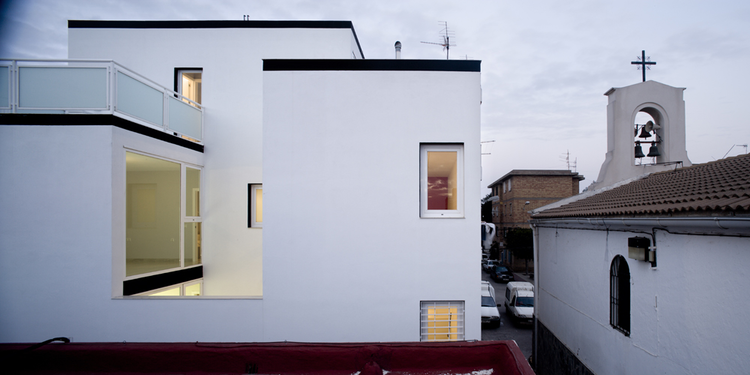 Single House In Almería / vora arquitectura, © Adrià Goula