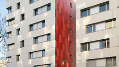 H&E Housing / David Elalouf Architecte