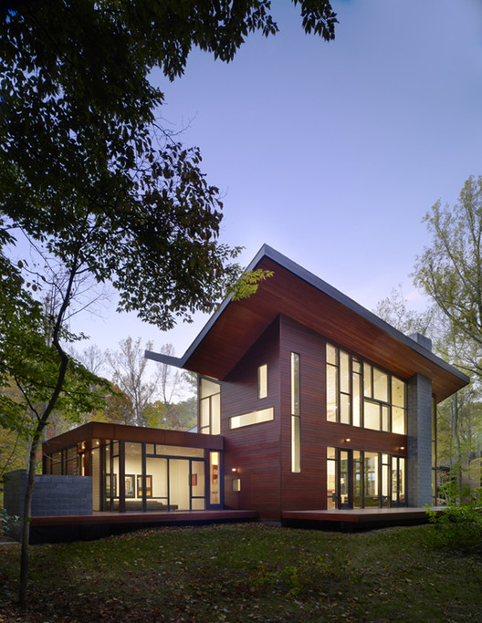 Harkavy Residence / Robert Gurney Architect, © Anice Hoachlander | HD Photo