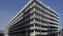 Car Park In Nantes / Barto+Barto Architects